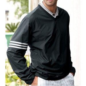 Adidas ClimaProof golf windshirt
